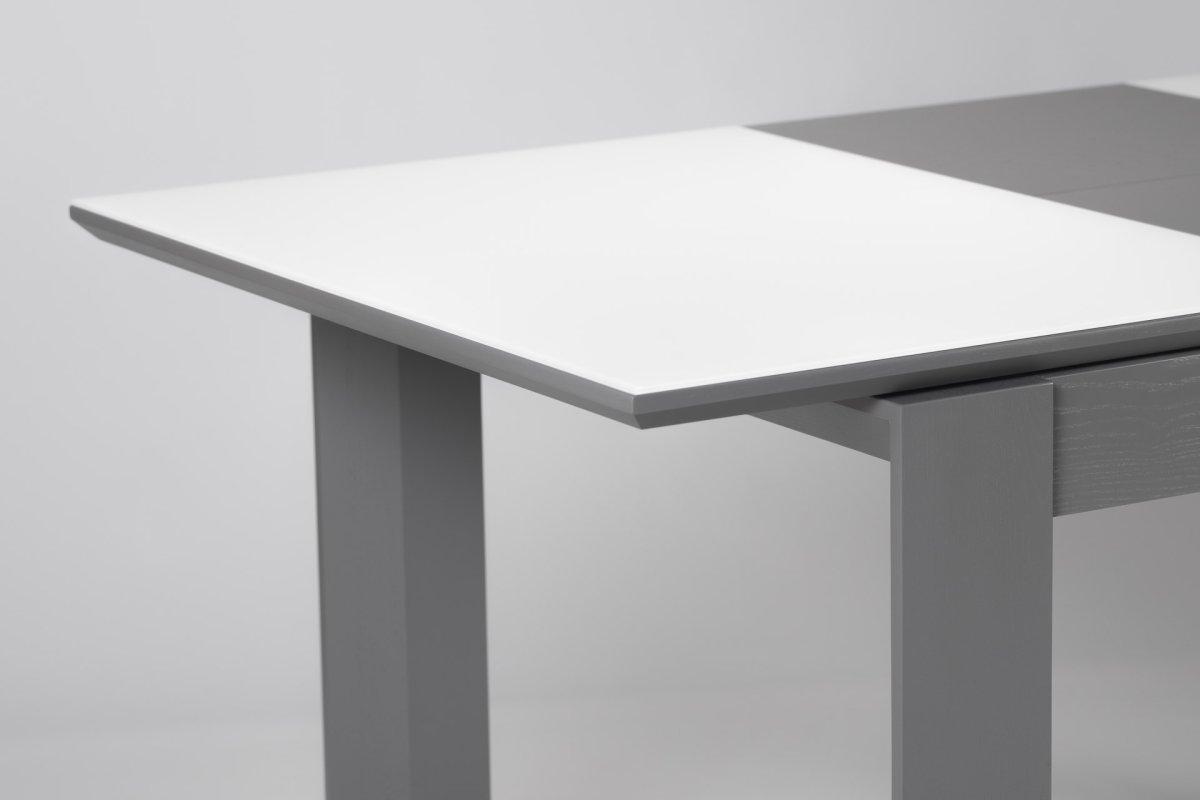 Фото серый Скандинав Luxe стекло серый стекло