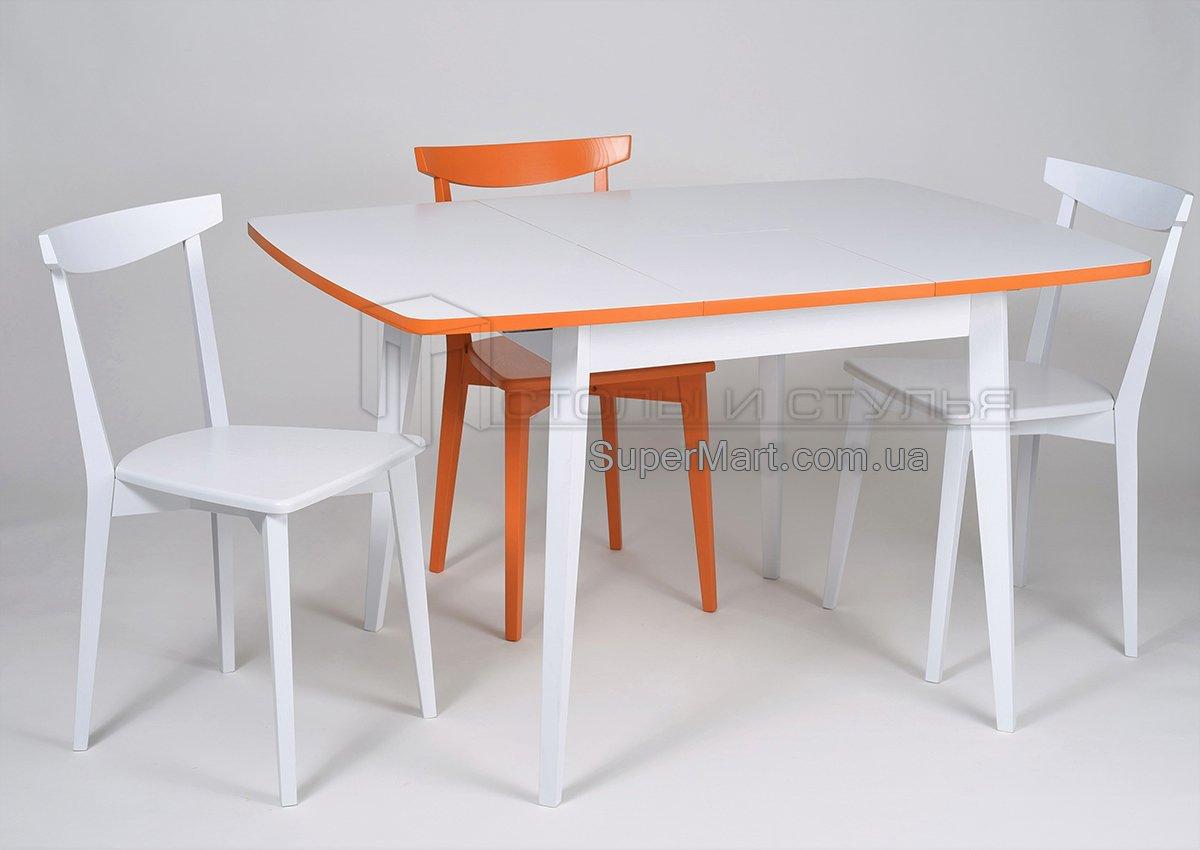 Фото Триумф Orange белый МДФ покраска