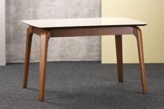 Столы и стулья Столи і стільці Cosmo Столы из ясеня  скло