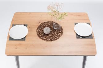 Столы и стулья Столи і стільці Senti Orto прямокутний Столы из ясеня  HPL