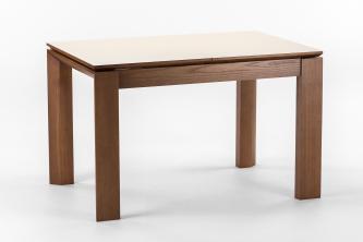 Столы и стулья Столи і стільці Scandinav Luxe Столы из ясеня  скло мат