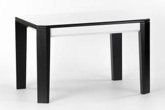 Столы и стулья Столи і стільці Премьер скло Столы из ясеня білий, чорний скло