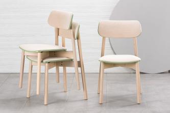 Столы и стулья Столы и стулья Graviti Стулья из ясеня  ясень