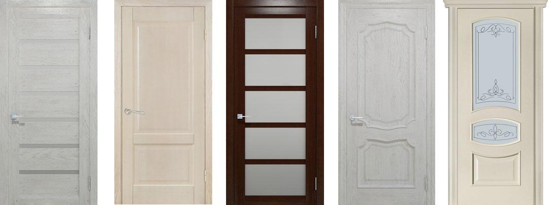 Шпоновані двері